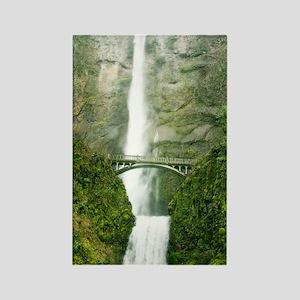 Multnomah Falls, Oregon Rectangle Magnet