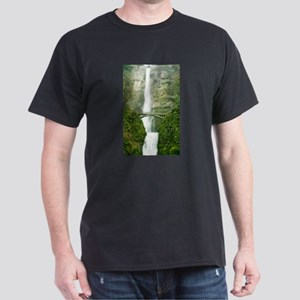Multnomah Falls, Oregon Dark T-Shirt