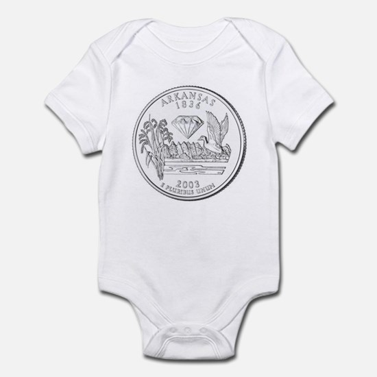Arkansas Infant Bodysuit