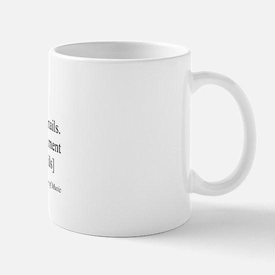 Humorous Pianist Definition Mug