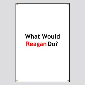What Would Reagan Do? Banner