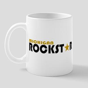 Michigan Rockstar Mug