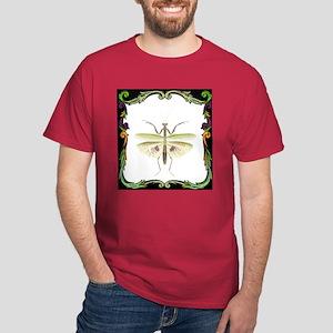 Arthropods Dark T-Shirt-dancing mantis