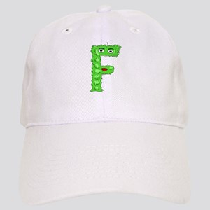 Monster Letter F Cap