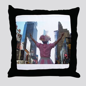 Minnie Pearl Throw Pillow