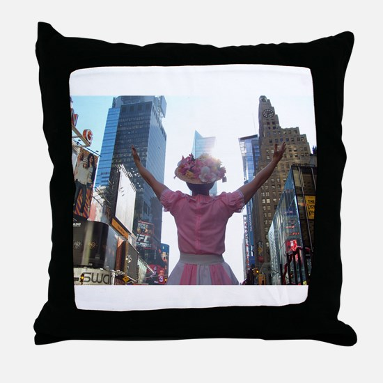 Minnie Pearl Throw Pillow