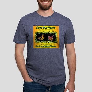 SOH: Save the Monarchy Mens Tri-blend T-Shirt