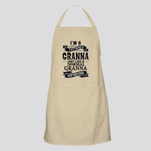 TATTOOED GRANNA Light Apron