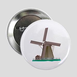"""Windmill Power 2.25"""" Button"""