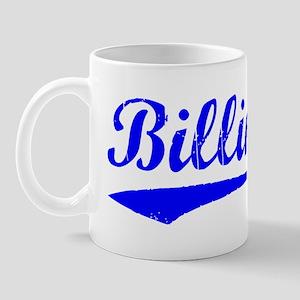 Vintage Billings (Blue) Mug