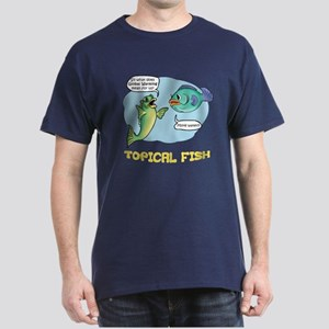 Topical Fish Dark T-Shirt