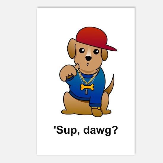 Gangsta Dog Postcards (Package of 8)