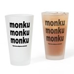 monkunew Drinking Glass