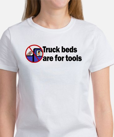 Truck beds for tools Women's T-Shirt