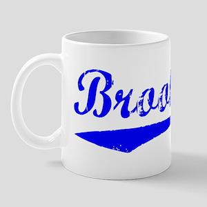 Vintage Brookings (Blue) Mug