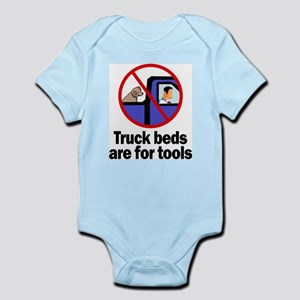 Truck Beds For Tools Infant Creeper