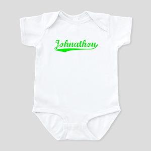 Vintage Johnathon (Green) Infant Bodysuit