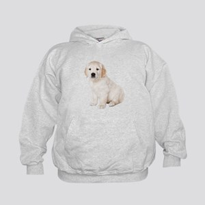 Golden Retriever Picture - Kids Hoodie