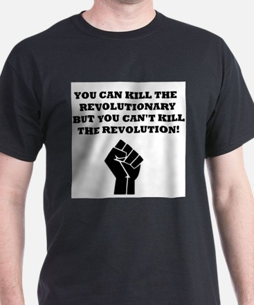 You Can Kill the Revolutionary But You Can't Kill