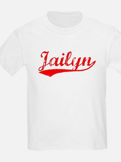 Vintage Jailyn (Red) T-Shirt