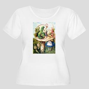 ALICE_8_10x14 Plus Size T-Shirt