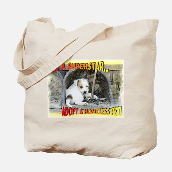 Be a Superstar... Tote Bag