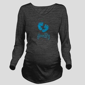 Finally IVF Baby Feet Women's Light T-Shirt