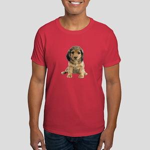 Dachshund Picture - Dark T-Shirt