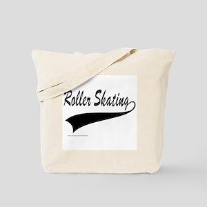 ROLLER SKATING Tote Bag