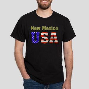New Mexico USA Dark T-Shirt