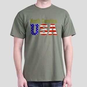 North Carolina USA Dark T-Shirt