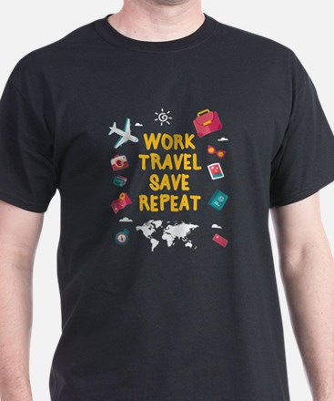 Funny Work it T-Shirt