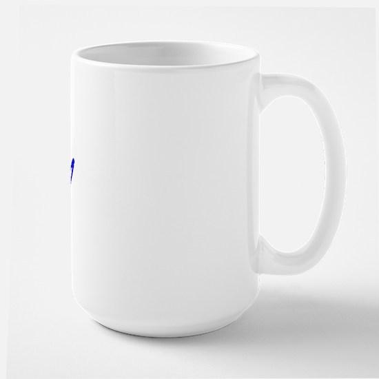 Vintage Chico (Blue) Large Mug