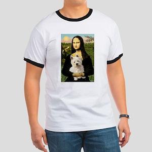 Mona Lisa & West Hightland Ringer T