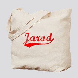 Vintage Jarod (Red) Tote Bag