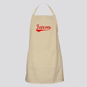 Vintage Jaron (Red) BBQ Apron