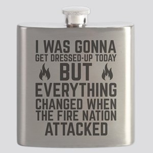 I blame the Fire Nation for my laziness Flask