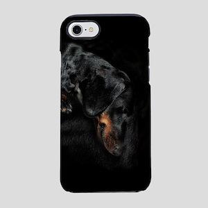 Nora The Dachshund iPhone 8/7 Tough Case
