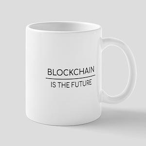 Blockchain is the future Mugs