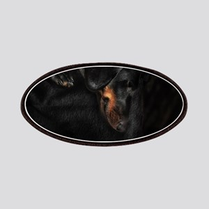 Nora The Dachshund Patch