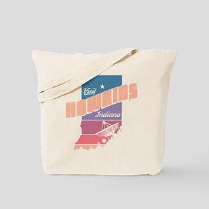 Visit Hawkins Indiana Tote Bag