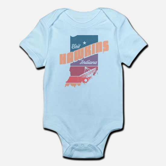 Visit Hawkins Indiana Body Suit