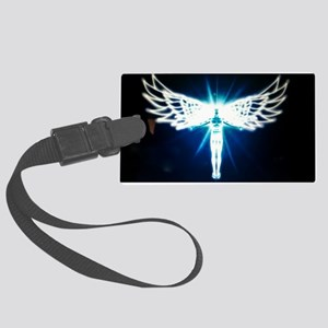 Light Worker Large Luggage Tag