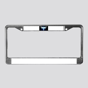 Light Worker License Plate Frame