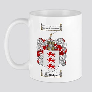 McMahon Family Crest Mug