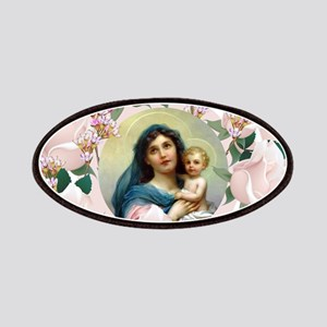 Madonna and Child Patch
