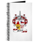 McLean Family Crest Journal