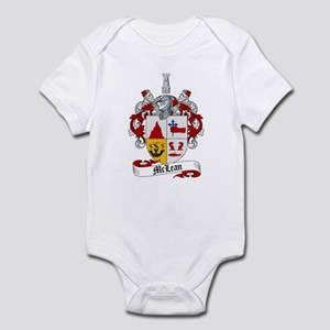 McLean Family Crest Infant Bodysuit