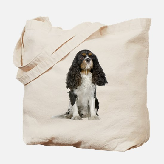 Cavalier King Charles Picture - Tote Bag