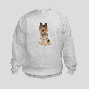 Cairn Terrier Picture - Kids Sweatshirt